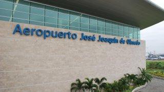 aéroport guayaquil - voyage equateur