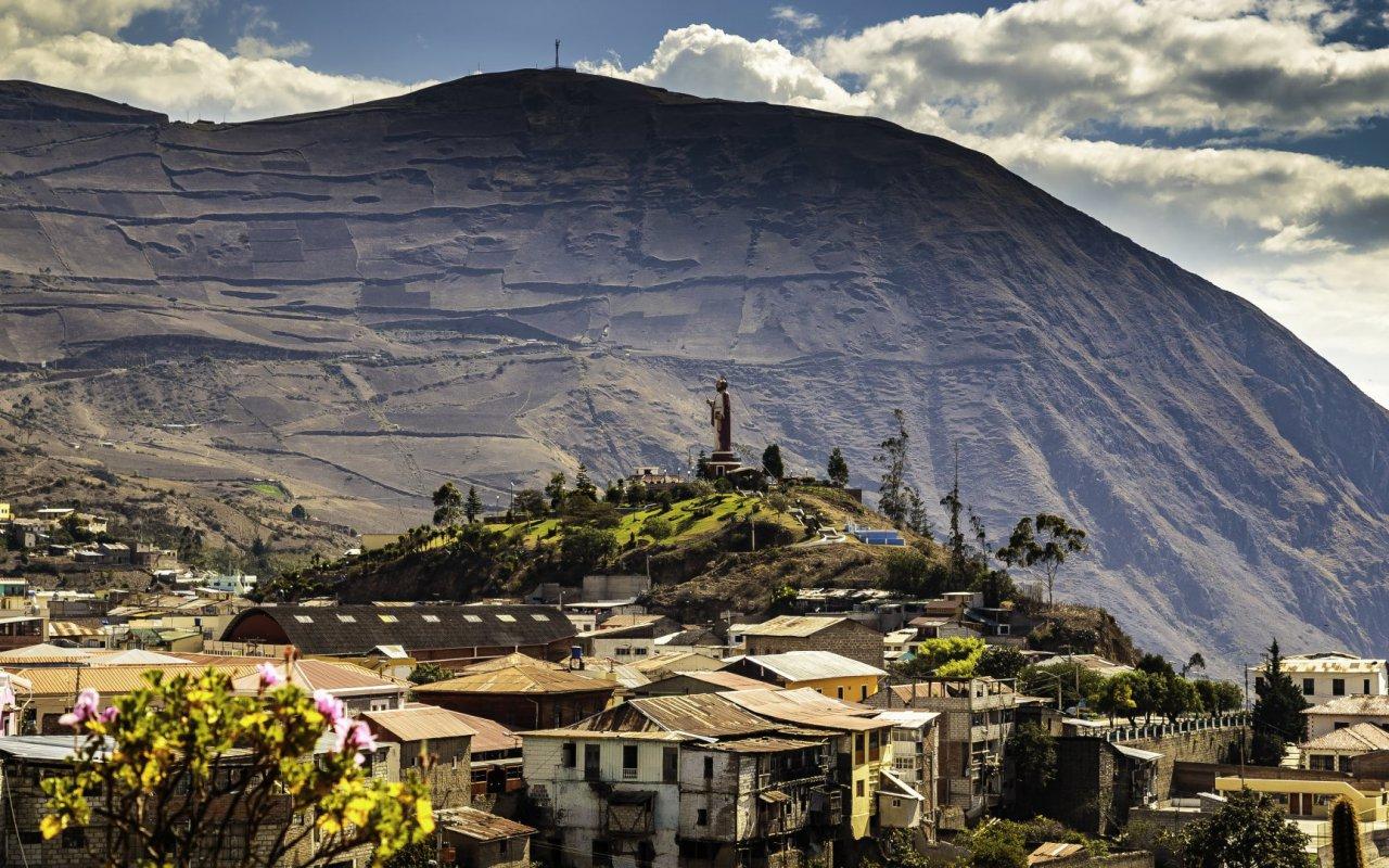 Alausi in Ecuador - voyage equateur