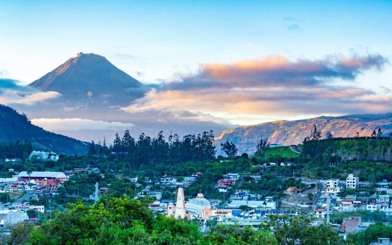 volcan Tungurahua - blog equateur
