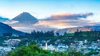 Tout savoir sur le volcan Tungurahua