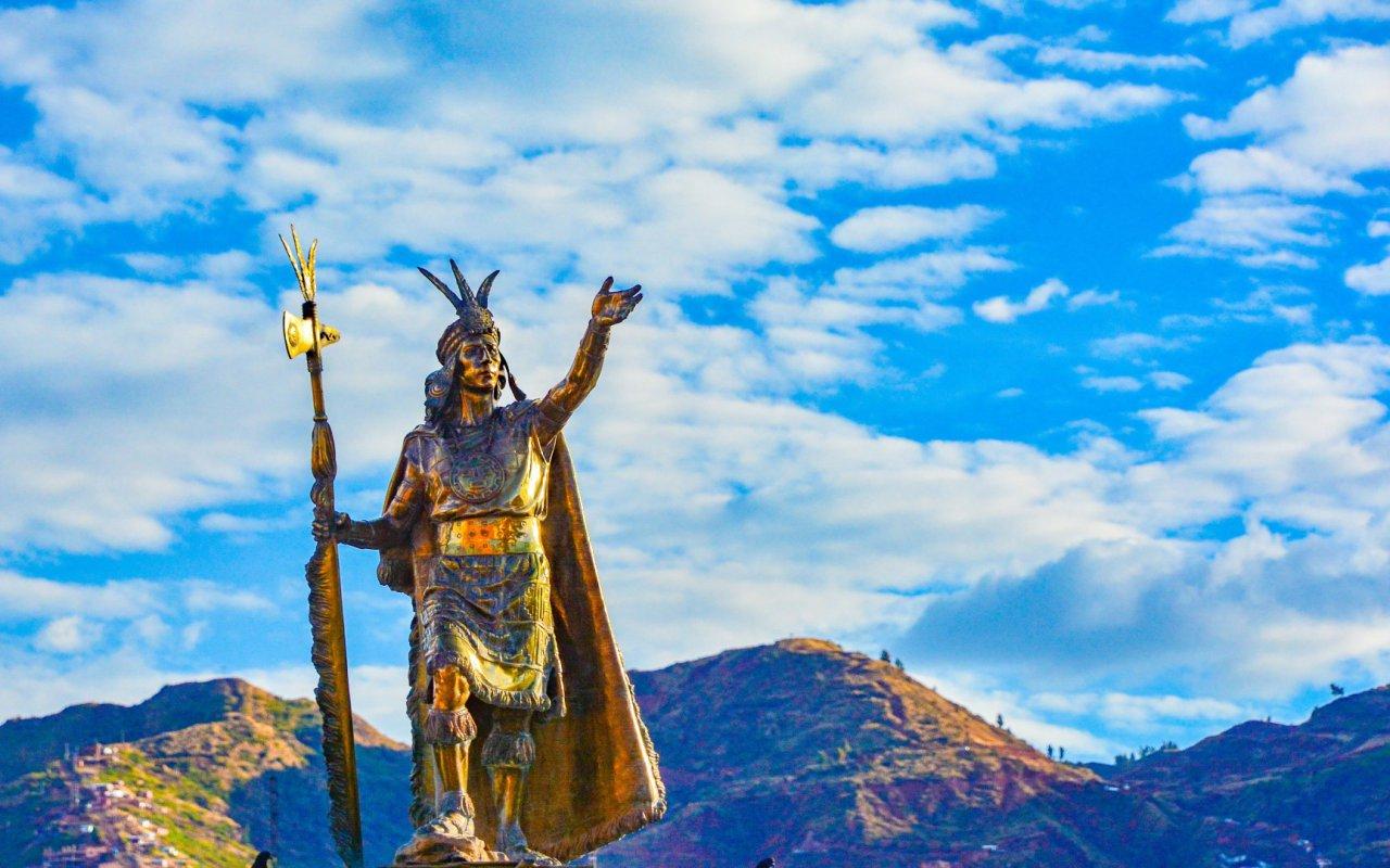 Statue Inca