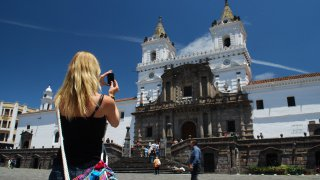 Quito insolite