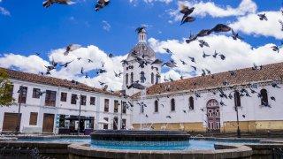 Histoire de l'Equateur