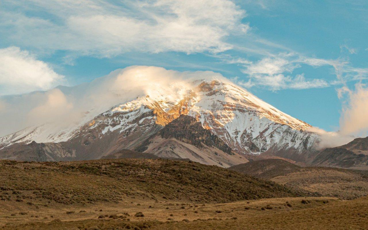 Volcan chimborazo en Equateur - voyage sur mesure