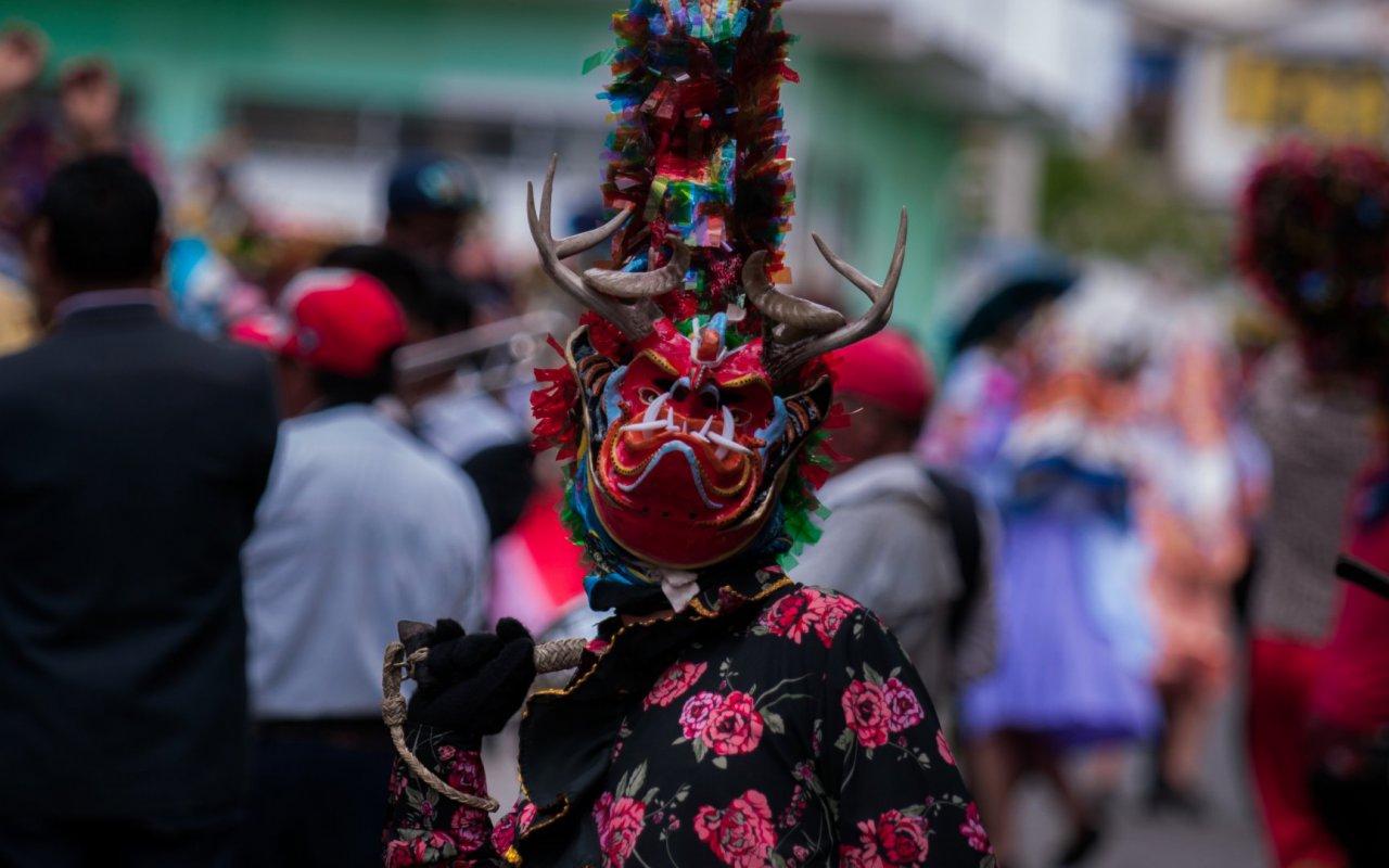 Festival en Equateur