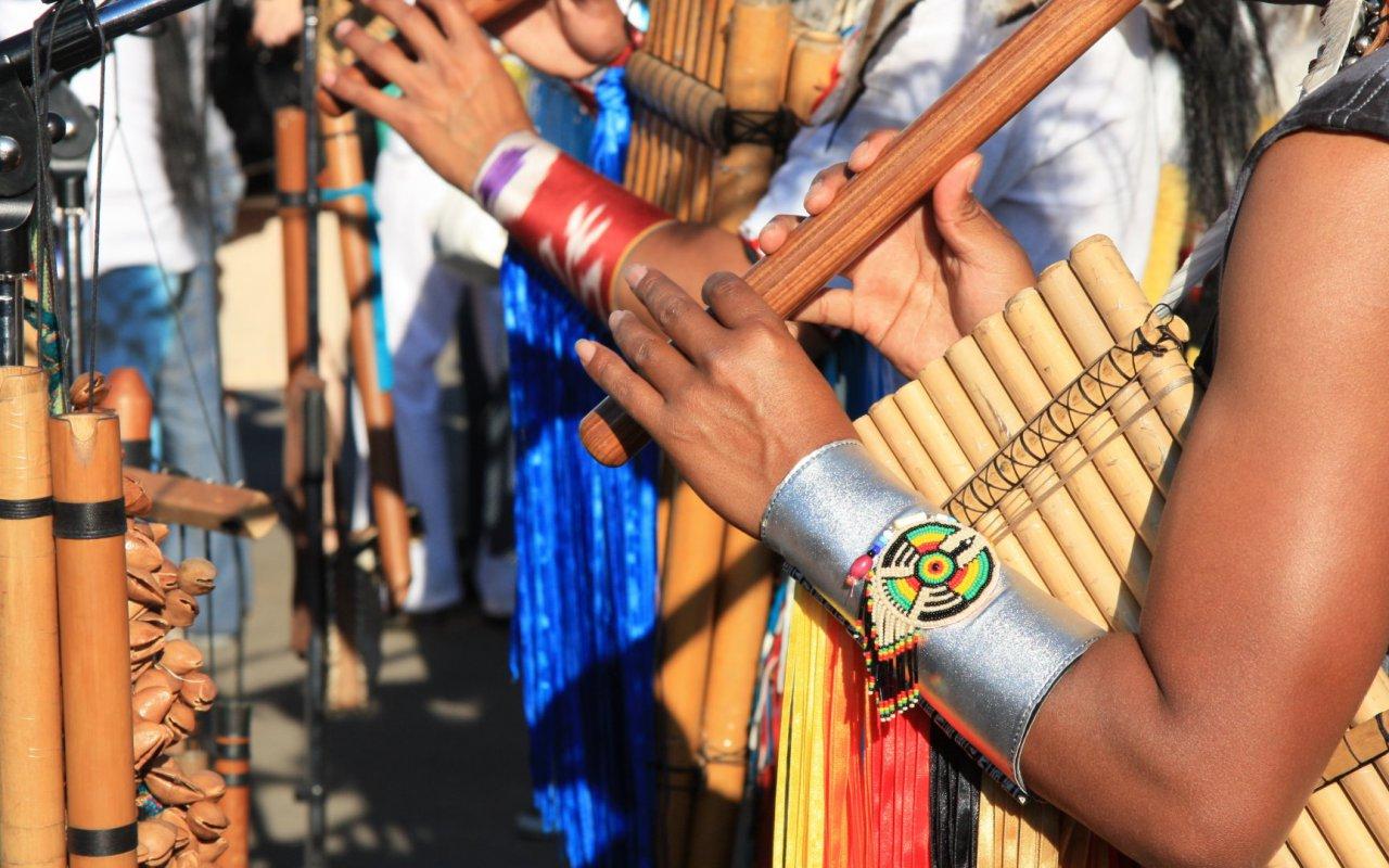 Musique de l'Equateur - terra ecuador