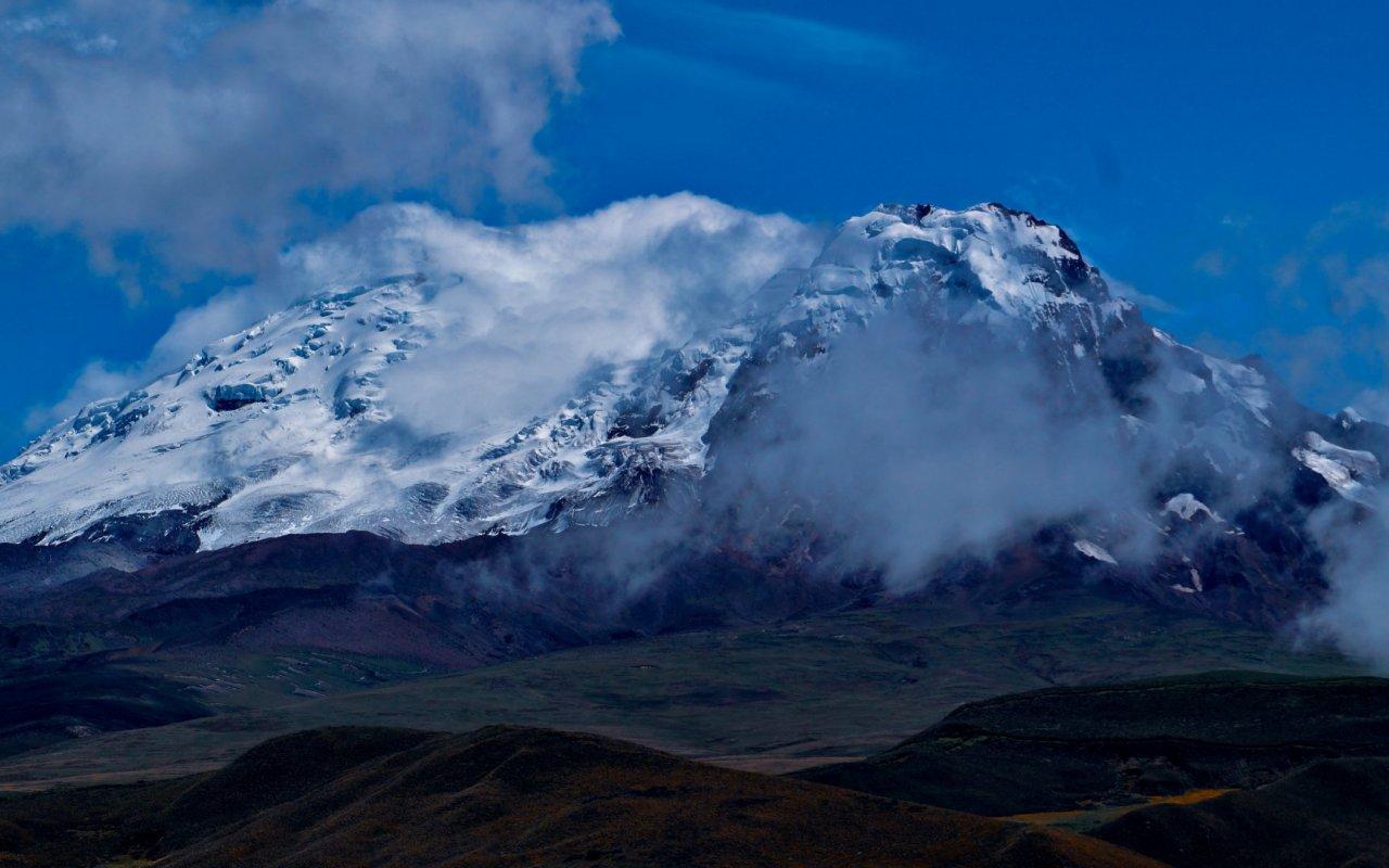 Volcan de l'Equateur