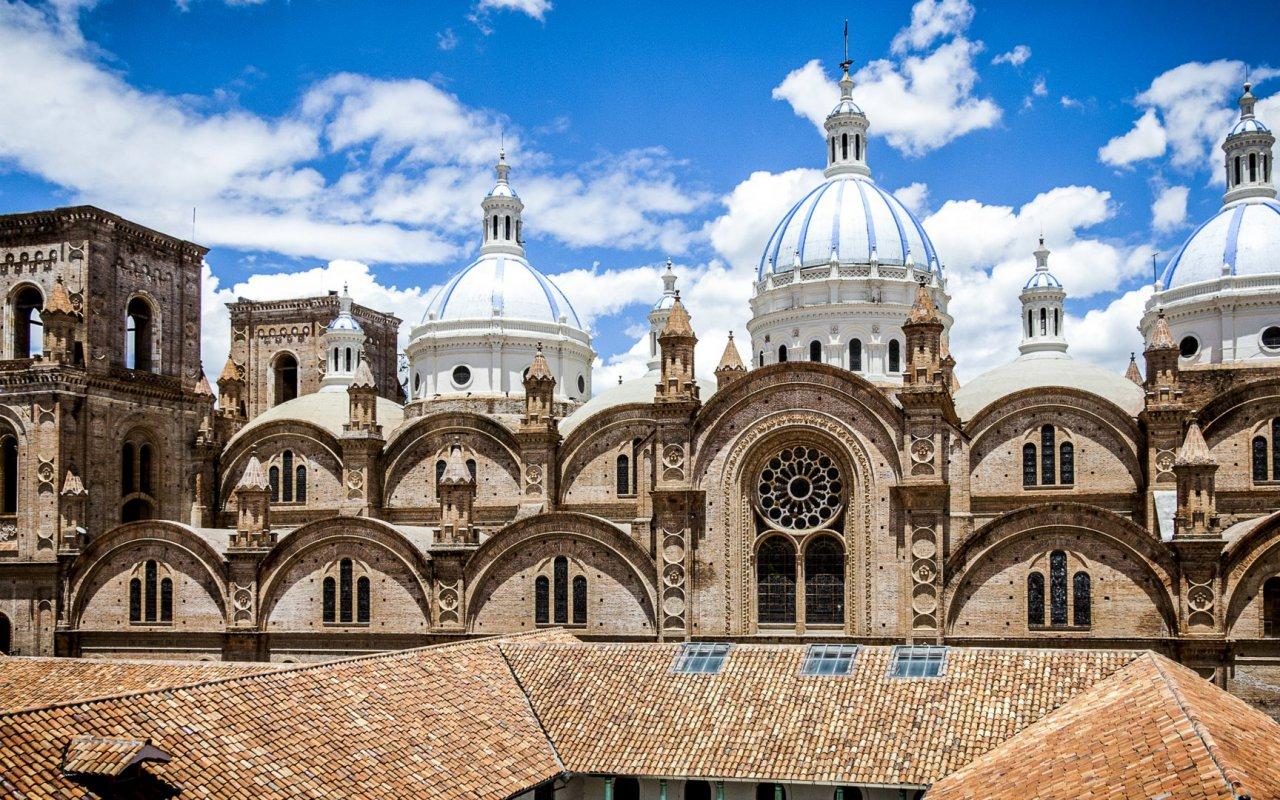 Cuenca en Equateur - voyage equateur