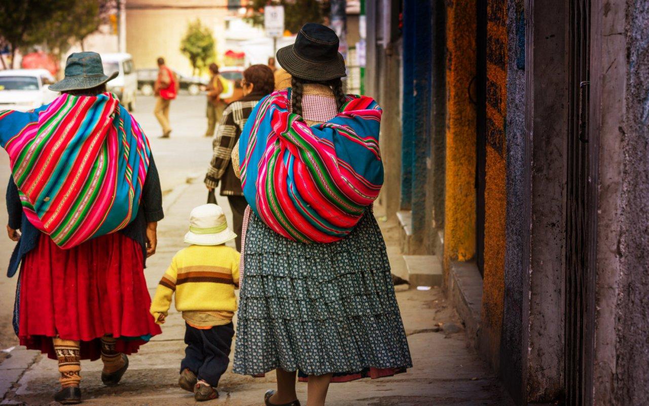 tourisme communautaire equateur - Équatorien a Quito