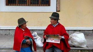 Le peuple Kichwa d'Equateur