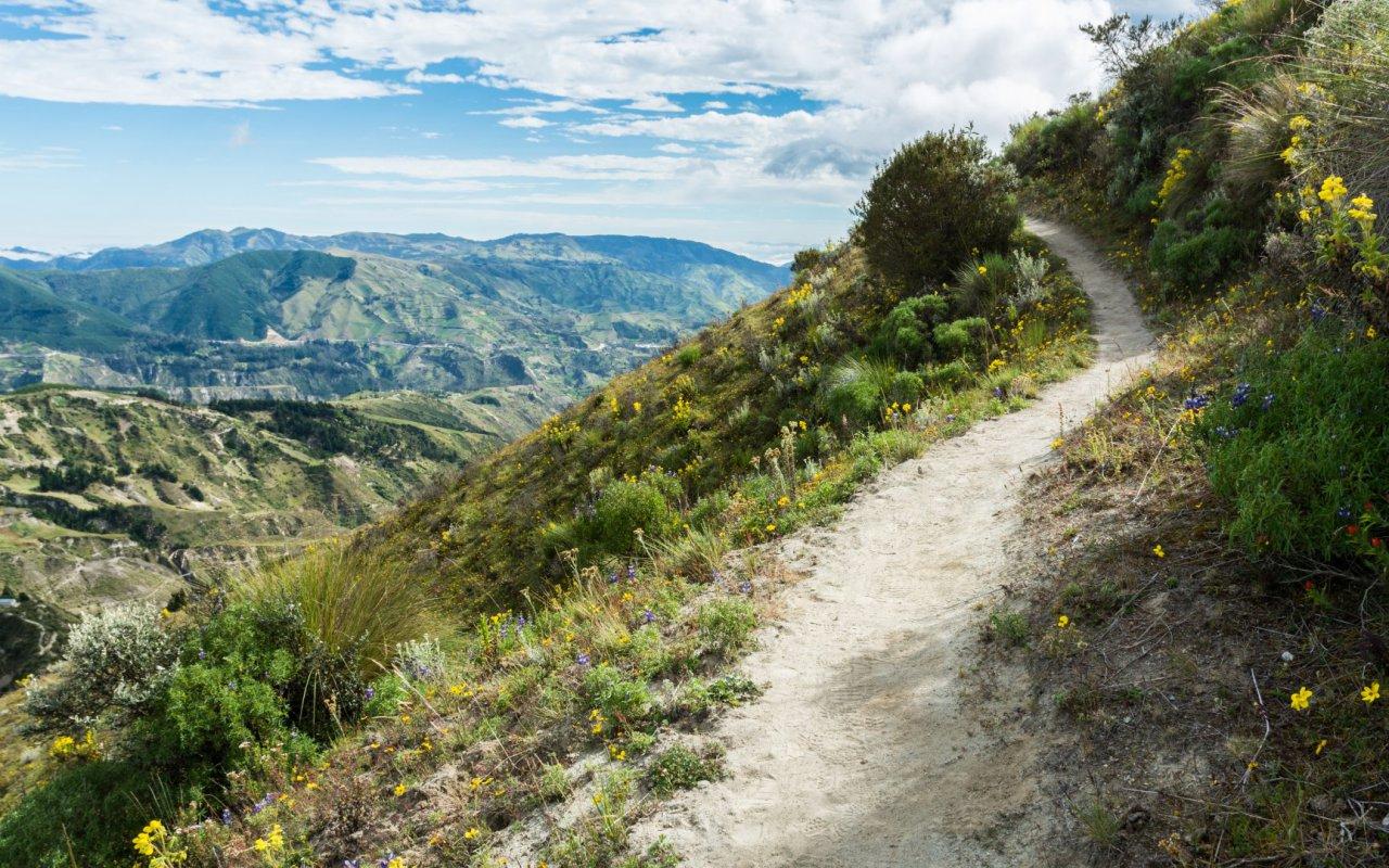equateur chemin des incas - voyage terra ecuador