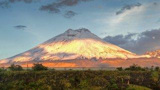 cotopaxi - voyage equateur