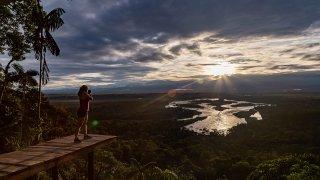 Les paradis naturels de l'Equateur : de l'Amazonie aux Galapagos