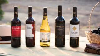 Le vin du milieu du monde