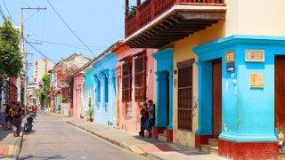 cartagena - voyage combiné equateur et colombie