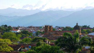barichara - voyage combiné equateur et colombie
