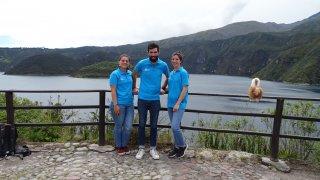 3 mousquetaires en Équateur