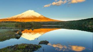 La Sierra, les Andes de l'Equateur
