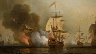 Galions espagnols et corsaires anglais de passage en Equateur
